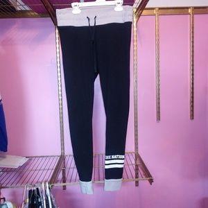 VS PINK Yoga Leggings EUC Medium